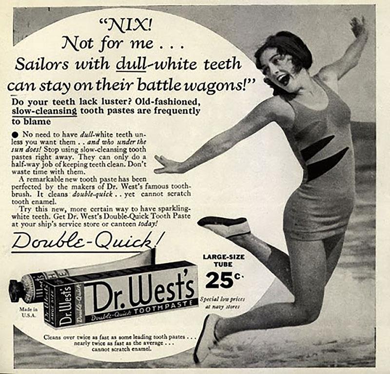 reklama lata 20 XX wieku