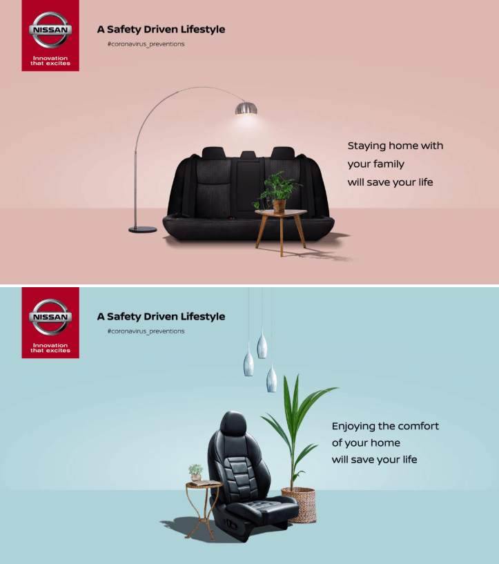 Nissan A Safety Driven Lifestyle