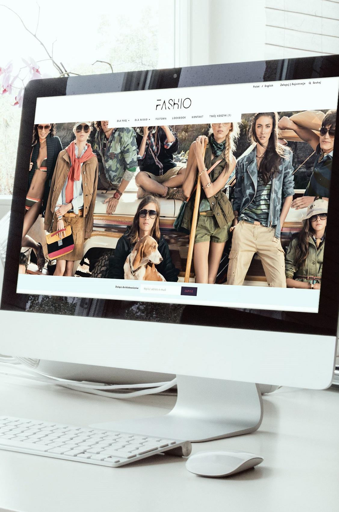 Fashio - nowoczesny, piękny i użyteczny szablon - SEO blog