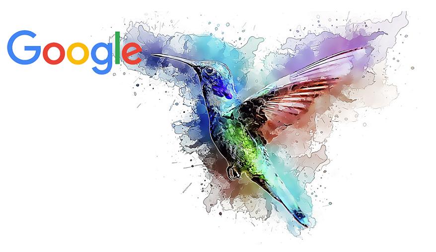 Koliber algorytm Google