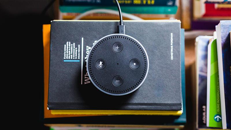 urządzenie asystenta głosowego