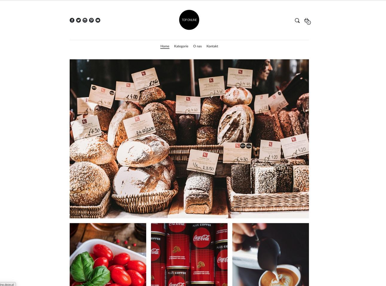 Załóż internetowy sklep spożywczy lub internetową aptekę w 1 dzień. Instrukcja krok pokroku. - SEO blog