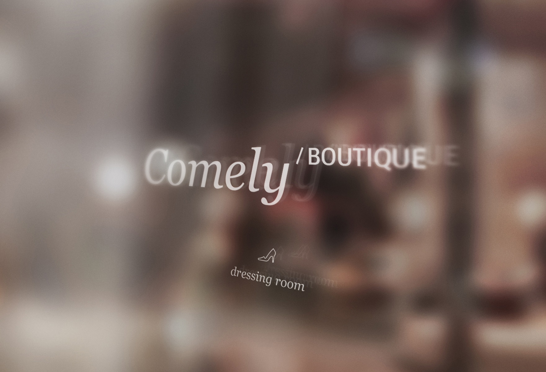 Comely Boutique Wizualizacja