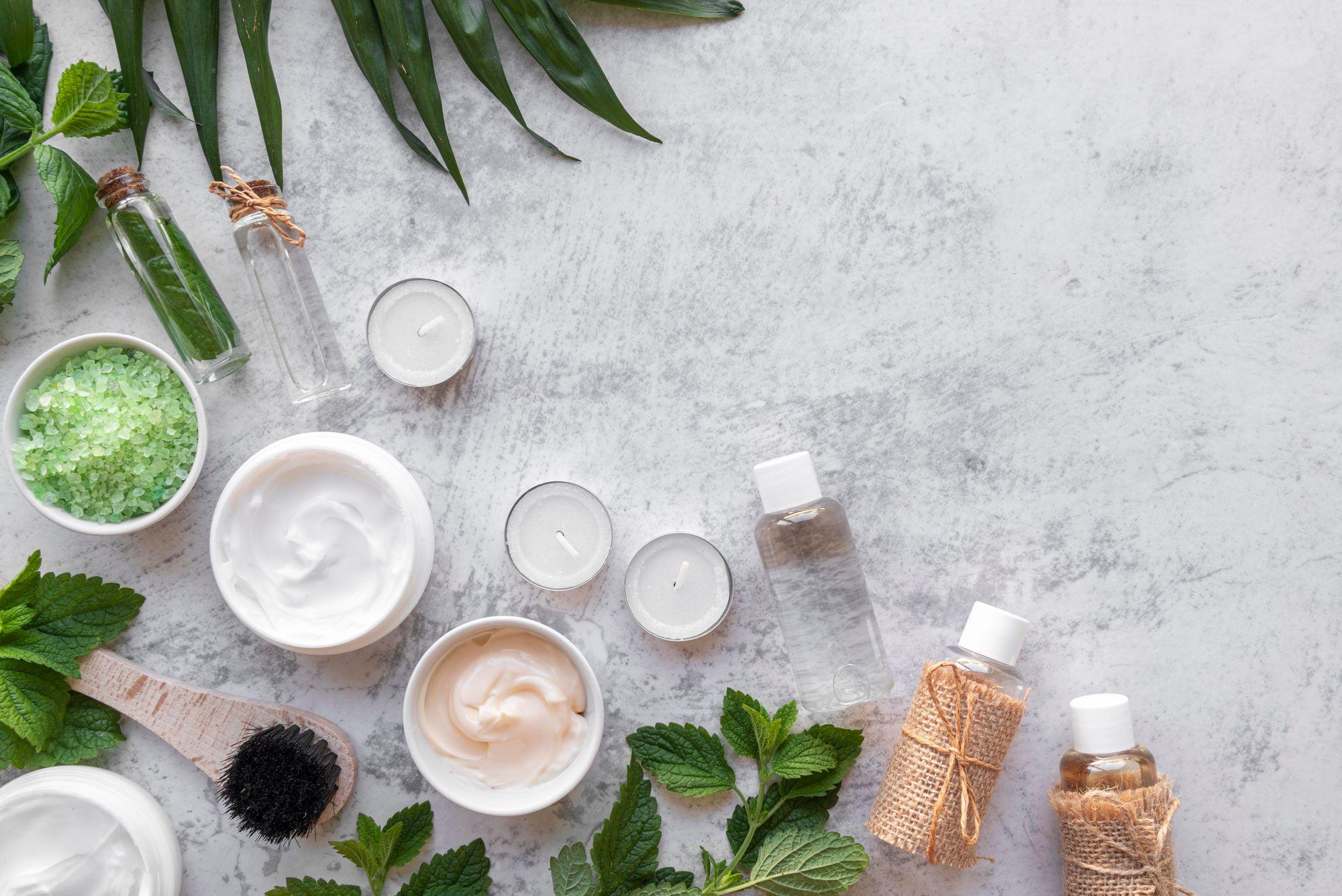 Co sprzedawać w 2021 - kosmetyki naturalne