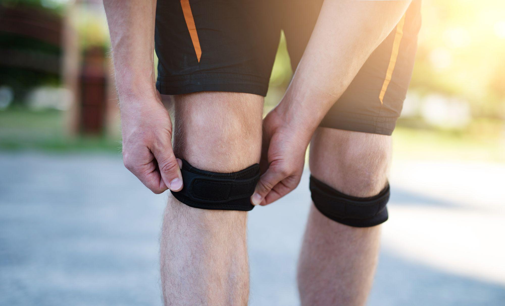 Co sprzedawać w 2021 - stabilizatory kolana