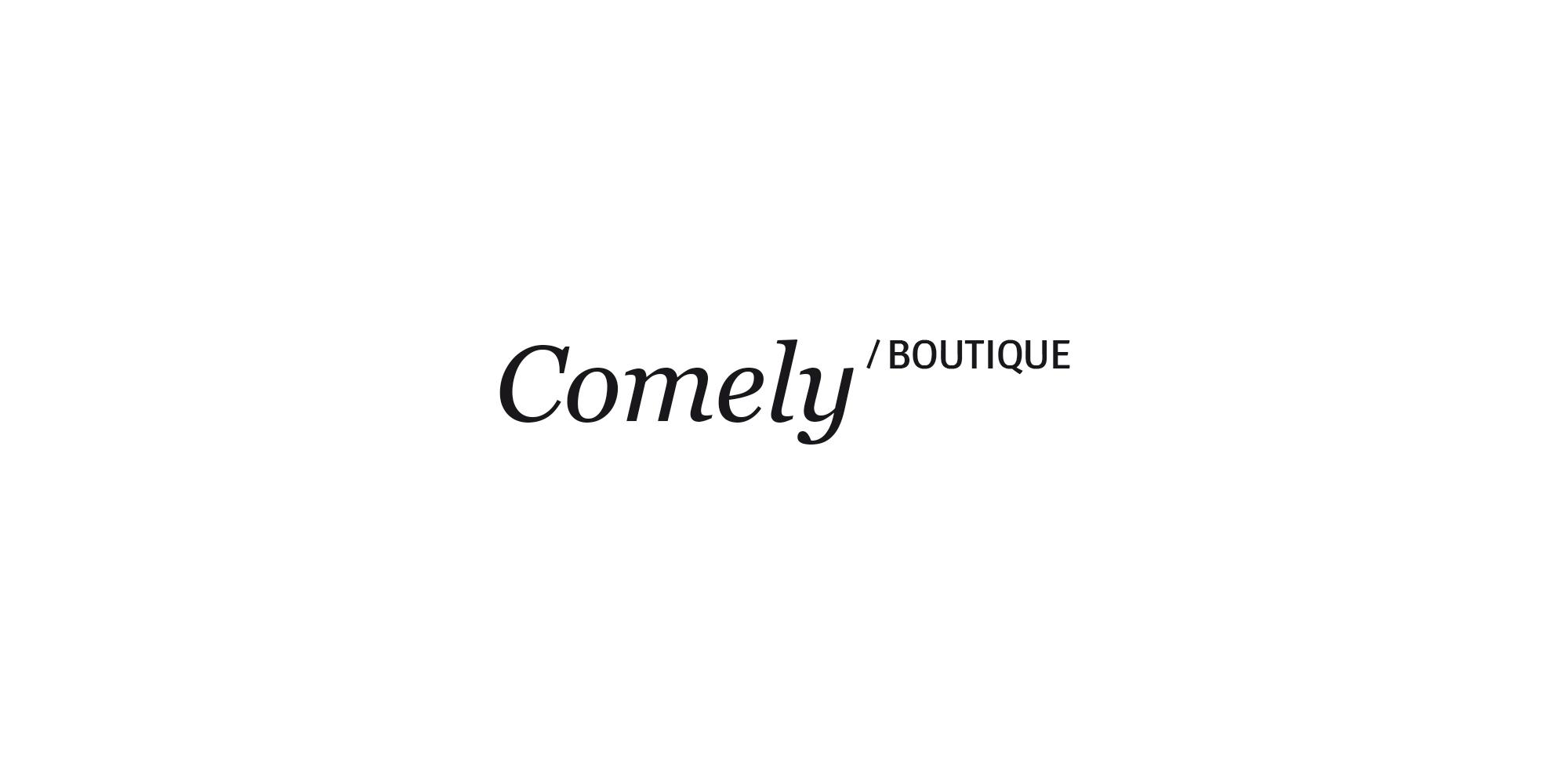 Comely Boutique Logo