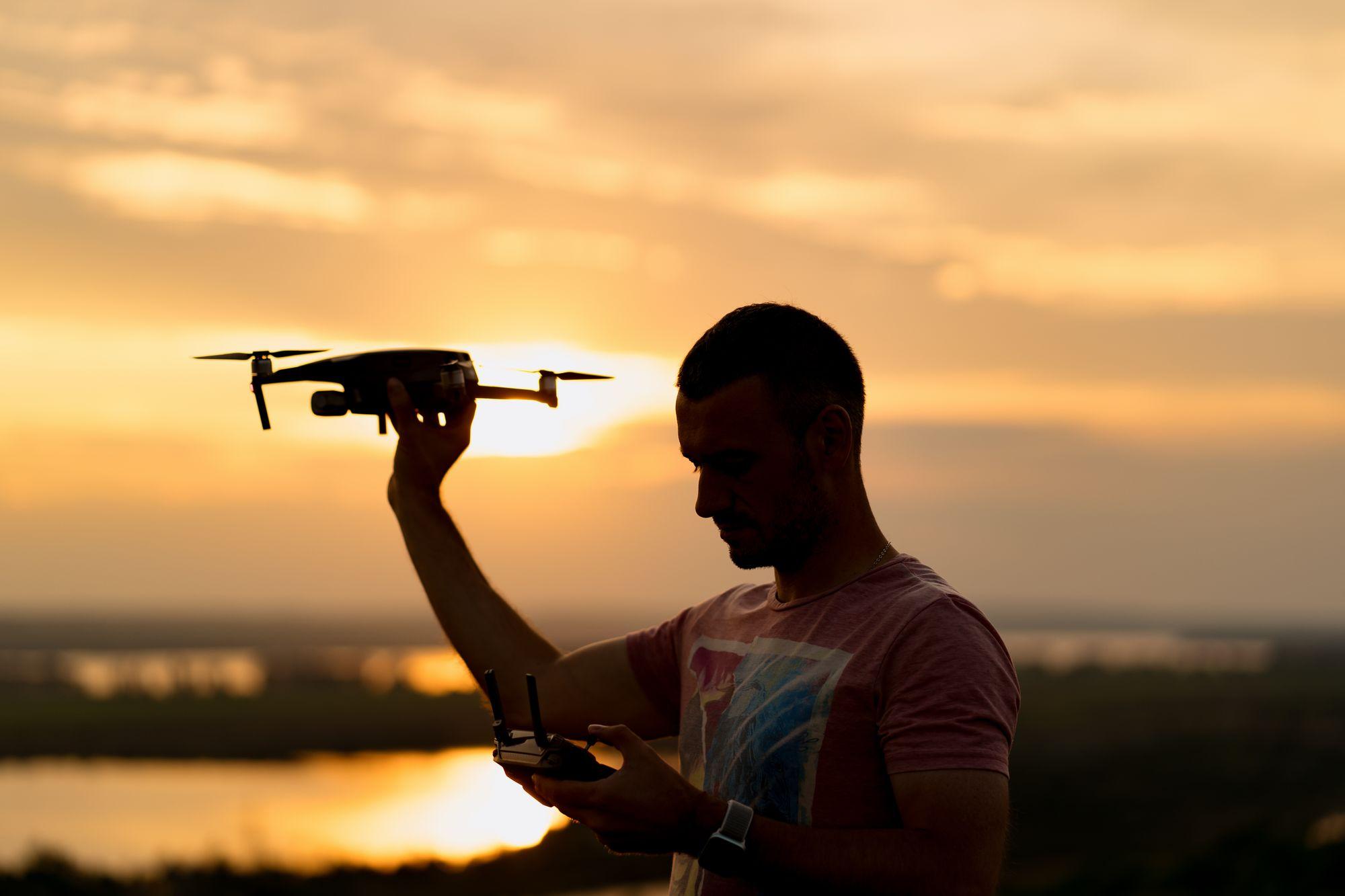 Co sprzedawać w 2021 - drony
