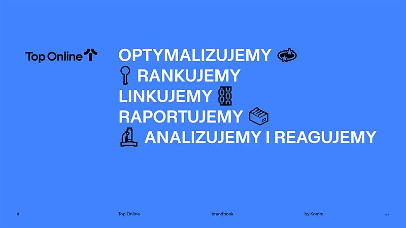 rebranding Top Online