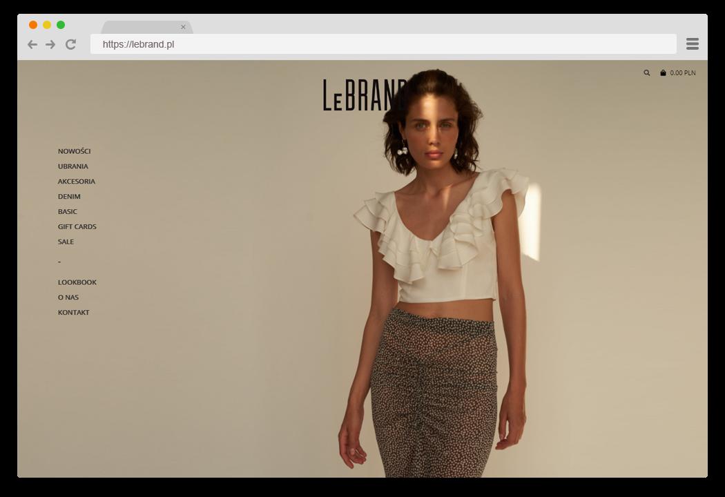 Strona główna LeBRAND