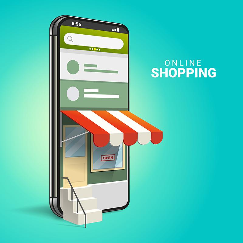 E-commerce podbija handel detaliczny w zawrotnym tempie - SEO blog