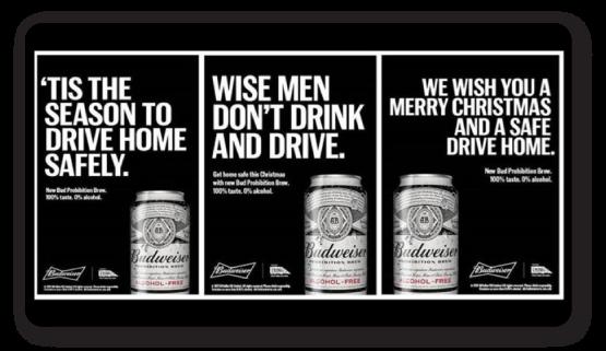 najlepsze kampanie świąteczne - Budweiser