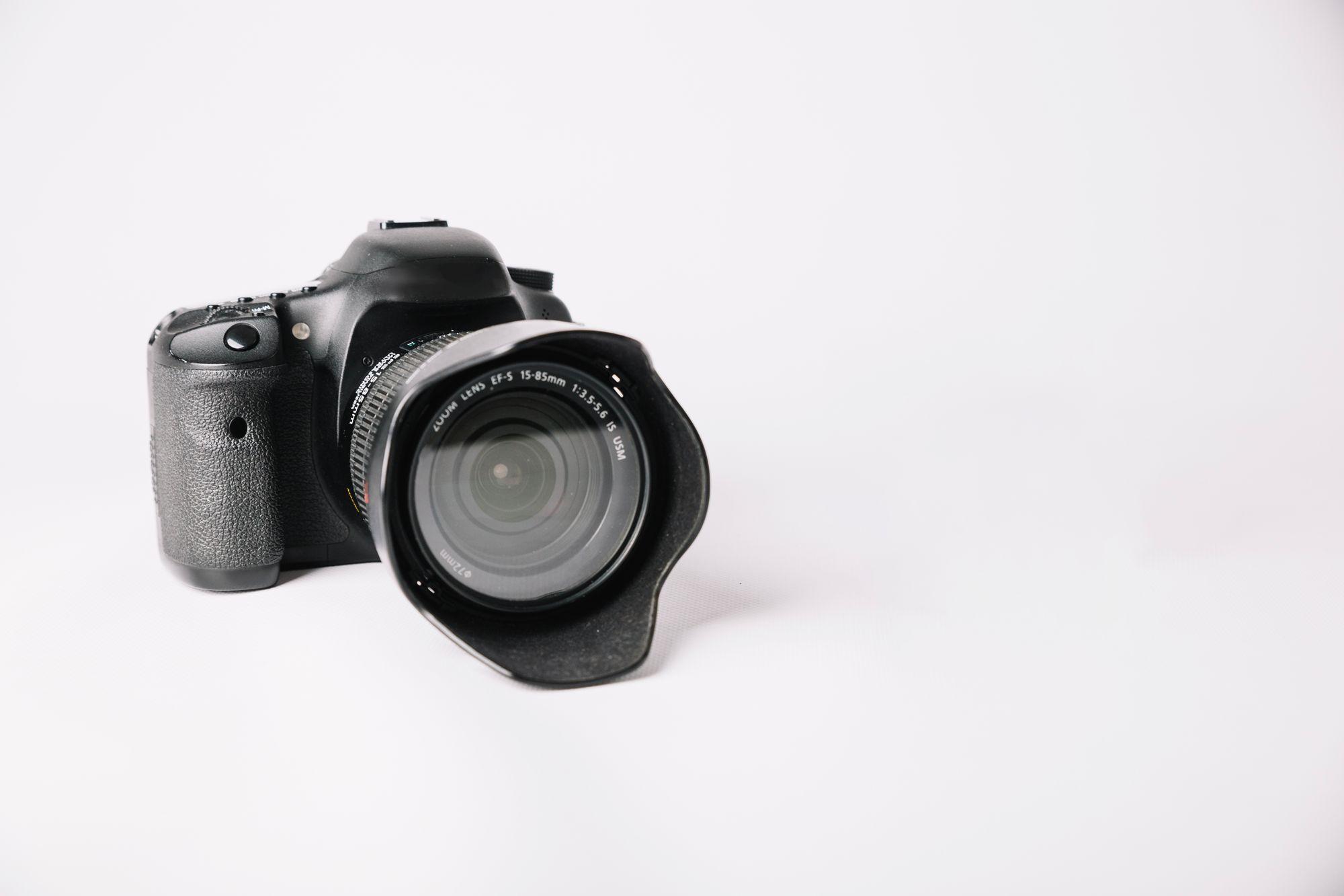Co sprzedawać w 2021 - aparaty fotograficzne